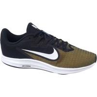 Boty Muži Běžecké / Krosové boty Nike Downshifter 9 Bílé,Černé,Hnědé