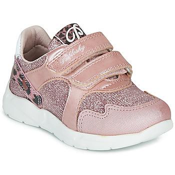 Boty Dívčí Nízké tenisky Pablosky 285279 Růžová