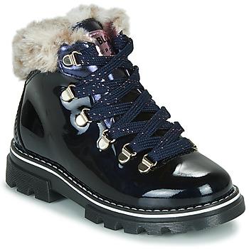 Boty Dívčí Kotníkové boty Pablosky 489629-J Modrá