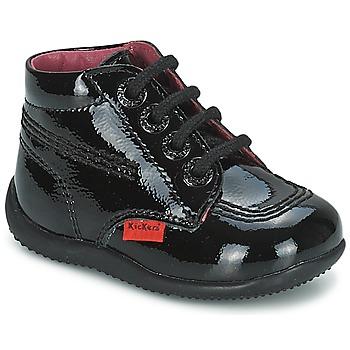 Kotníkové boty Kickers BILLISTA PERM