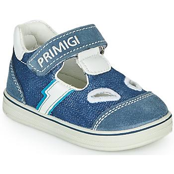 Boty Chlapecké Sandály Primigi  Džínová modř