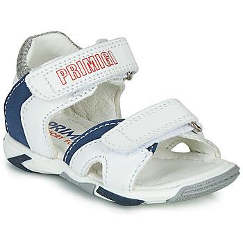 Boty Chlapecké Sandály Primigi  Bílá