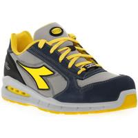 Boty Muži bezpečnostní obuv Diadora UTILITY RUN NET AIRBOX LOW Blu