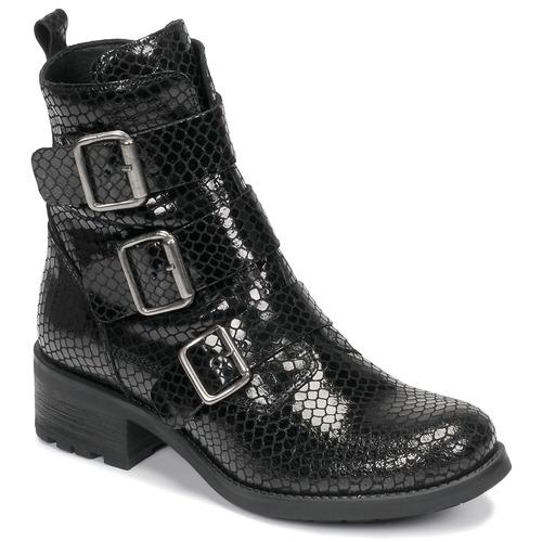 Boty Ženy Kotníkové boty Betty London NANISS Černá