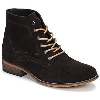 Boty Ženy Kotníkové boty Betty London FOLIANE Hnědá