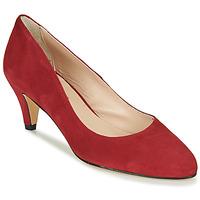 Boty Ženy Lodičky Betty London NESLIE Červená