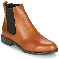 Boty Ženy Kotníkové boty Betty London NIDOLE Velbloudí hnědá