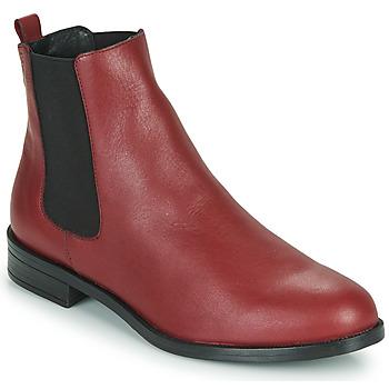 Boty Ženy Kotníkové boty Betty London NIDOLE Červená