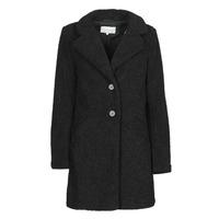 Textil Ženy Kabáty Vila VILIOSI Černá