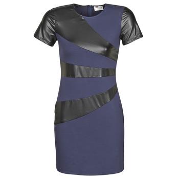 Textil Ženy Krátké šaty Moony Mood JOULOU Tmavě modrá