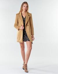 Textil Ženy Kabáty Betty London LORDLY Béžová