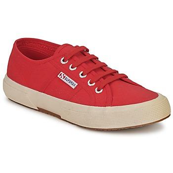Boty Nízké tenisky Superga 2750 CLASSIC Červená
