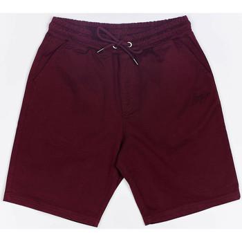 Textil Muži Kraťasy / Bermudy Wrung Short  Shark rouge bordeaux
