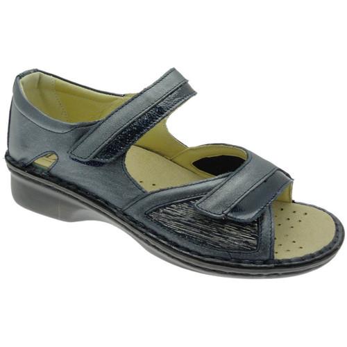 Boty Ženy Sandály Calzaturificio Loren LOM2834bl blu