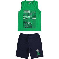 Textil Chlapecké Set Ido 4J019 Zelená