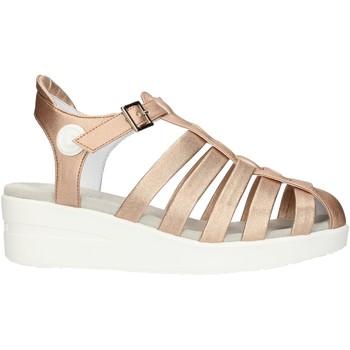 Boty Ženy Sandály Agile By Ruco Line 210ASATSLIDE Růžová