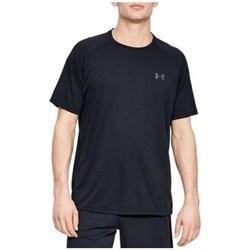 Textil Muži Trička s krátkým rukávem Under Armour Tech 20 SS Novelty Tee Černé
