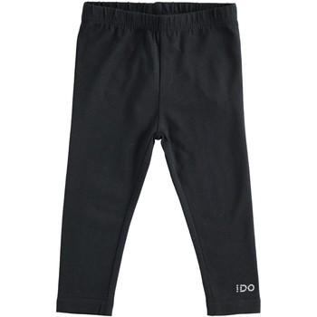 Textil Dívčí Legíny Ido 4J192 Černá