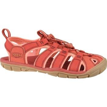 Boty Ženy Sandály Keen Wms Clearwater Cnx Oranžové