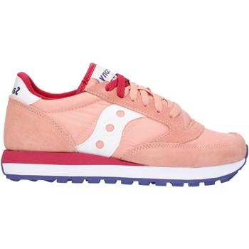 Boty Ženy Nízké tenisky Saucony S1044569 Růžová