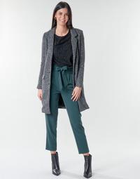 Textil Ženy Kabáty JDY JDYBESTY Šedá