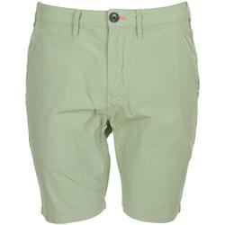 Textil Muži Kraťasy / Bermudy Paul Smith Bermuda Regular-fit coton Zelená