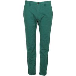 Textil Muži Mrkváče Paul Smith Pantalons Chino Slim fit Zelená