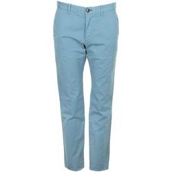 Textil Muži Mrkváče Paul Smith Pantalons Chino Slim fit Modrá