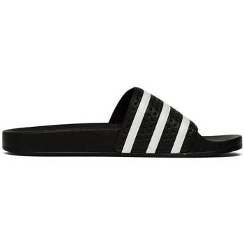 Boty Muži pantofle adidas Originals Adilette Černé