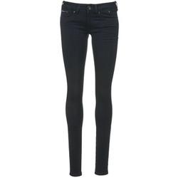 Textil Ženy Rifle slim Tommy Jeans SOPHIE Modrá
