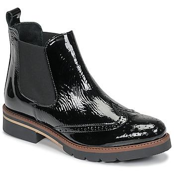 Boty Ženy Kotníkové boty Betty London NAVA Černá / Lakovaná