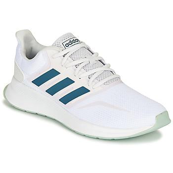 Boty Nízké tenisky adidas Performance RUNFALCON Bílá