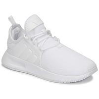 Boty Děti Nízké tenisky adidas Originals X_PLR C Bílá