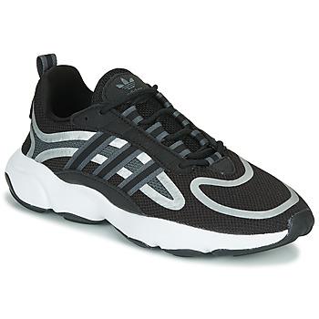 Boty Nízké tenisky adidas Originals HAIWEE J Černá / Šedá
