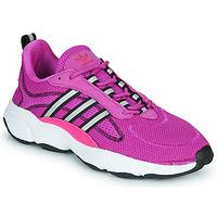 Boty Nízké tenisky adidas Originals HAIWEE W Fialová