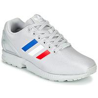 Boty Nízké tenisky adidas Originals ZX FLUX Šedá