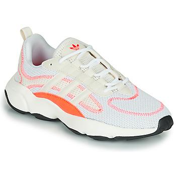 Boty Děti Nízké tenisky adidas Originals HAIWEE W Bílá