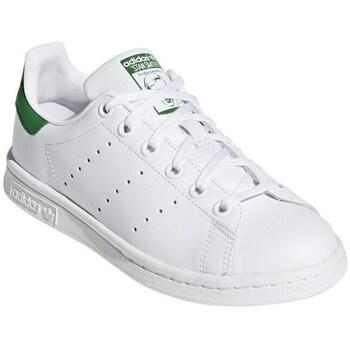 Boty Nízké tenisky adidas Originals Stan Smith Junior Bílé