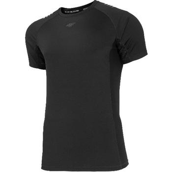 Textil Muži Trička s krátkým rukávem 4F Men's Functional T-shirt H4L20-TSMF018-20S