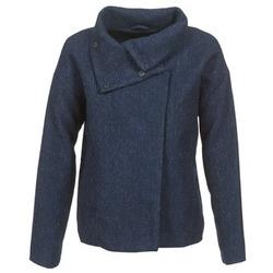 Textil Ženy Kabáty Vila VILLIE Tmavě modrá