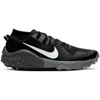 Boty Muži Běžecké / Krosové boty Nike Wildhorse 6 M Černé