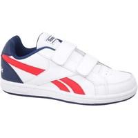 Boty Děti Nízké tenisky Reebok Sport Royal Prime Bílé, Červené, Tmavomodré