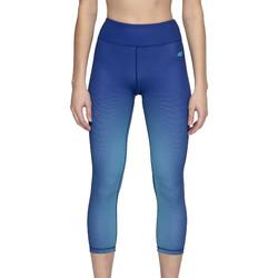 Textil Ženy Legíny 4F Women's Functional Trousers Modrá
