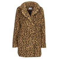 Textil Ženy Kabáty Noisy May NMGABI Hnědá