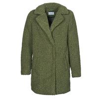 Textil Ženy Kabáty Noisy May NMGABI Khaki