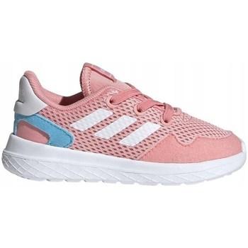 adidas Tenisky Dětské Archivo K - Růžová