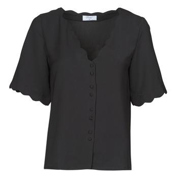 Textil Ženy Halenky / Blůzy Betty London NOISIE Černá