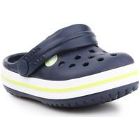 Boty Děti Pantofle Crocs Crocband Clog K 204537-42K navy