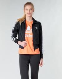 Textil Ženy Teplákové bundy adidas Originals FIREBIRD TT Černá