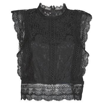 Textil Ženy Halenky / Blůzy Only ONLKARO Černá